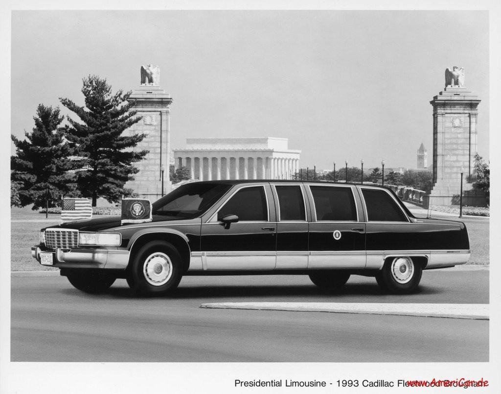 The Beast ist ein Cadillac!: Die Staatskarosse des amerikanische ...