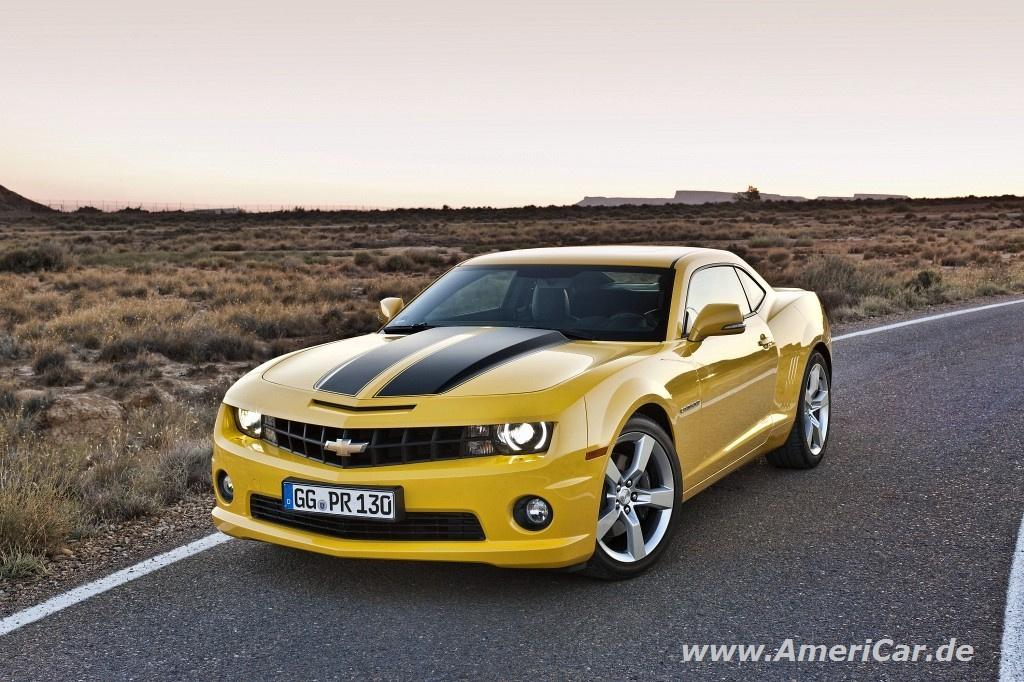 Camaro 2012 Das Amerikanische Auto Für Europa Fotostrecke Americar Das Online Magazine Für Us Car Fans