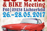 American Revolution US-Car & Bike Meeting am Besucherbergwerk F60  | Freitag, 26. Mai 2017