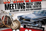 American Revolution US-Car & Bike Meeting am Nova Events | Freitag, 4. August 2017