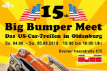 Big Bumper Meet  | Samstag, 4. August 2018