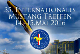 35. Internationales Mustang Meeting 2016 | Samstag, 14. Mai 2016