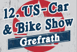 12. US-Car & Bike Show | Samstag, 26. August 2017