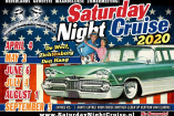 Saturday Night Cruise | Samstag, 1. August 2020