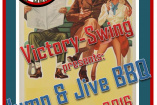 Jump & Jive BBQ | Samstag, 4. Juni 2016