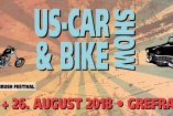 13. US-Car & Bike Show  | Samstag, 25. August 2018
