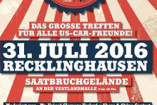 CuF- US Car Treffen  | Sonntag, 31. Juli 2016