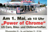 Power of Chrome - Saisoneröffnung | Montag, 1. Mai 2017