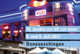 10. Double six US classic-car meet | Samstag, 8. Juli 2017
