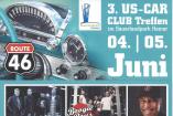 3. US Car Treffen des US CAR CLUB NRW | Samstag, 4. Juni 2016