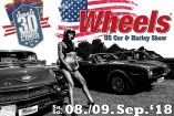 WHEELS US Car & Harley Show  | Samstag, 8. September 2018