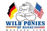 Mustang Car Show der Wild Ponies of Hanau  | Sonntag, 10. Juli 2016