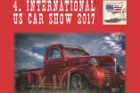 4. International US Car Show  | Freitag, 2. Juni 2017