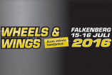 Wheels & Wings 2016 | Freitag, 15. Juli 2016