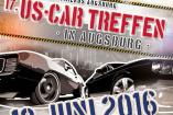 17. US-Car Treffen  Augsburg | Sonntag, 12. Juni 2016