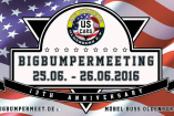 13. BigBumper Meeting | Samstag, 25. Juni 2016