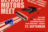 Detroit Motors Meet | Sonntag, 22. September 2019