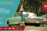 Girls & legendary US-Cars 2020 Kalender-Releaseparty mit Oldtimertreffen | Samstag, 24. August 2019