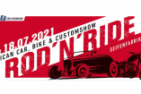 Rod'n'Ride American Car, Bike & Custom Show | Samstag, 17. Juli 2021