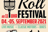Rock`n`Roll Festival | Samstag, 4. September 2021