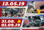 Youngtimer Show | Samstag, 31. August 2019