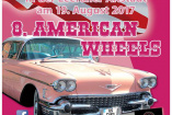 8.American Wheels 2017 | Samstag, 19. August 2017