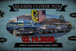 Season Closer 2020 | Freitag, 2. Oktober 2020