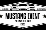 Mustang Event 2020 | Freitag, 26. Juni 2020