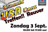 Int.Classic USA Car Treffen  | Sonntag, 3. September 2017