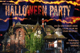 Halloween Party | Freitag, 23. Oktober 2020