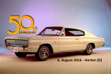 50th Anniversary Dodge Charger | Samstag, 6. August 2016