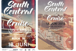 South Central Cruise  | Samstag, 18. Juni 2016