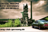 Mustang Meeting des First Mustang Club of Germany | Samstag, 3. Juni 2017