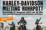 23. Harley-Davidson Meeting Ruhrpott | Sonntag, 6. August 2017