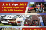 Youngtimer Show | Sonntag, 3. September 2017