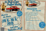 "15. US-Car-Treffen  ""Back to the Roots"" 