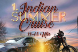 1. Indian Summer Cruise | Sonntag, 8. November 2020