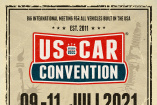 10. US Car Convention | Freitag, 9. Juli 2021