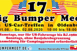 Big Bumper Meeting | Samstag, 1. August 2020