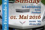 13. Corvette-Sunday der Corvette-Freunde-Kurpfalz | Sonntag, 1. Mai 2016