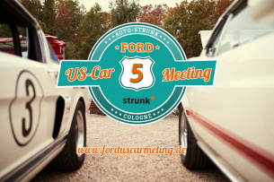 5. Ford US-Car Meeting by Auto-Strunk | Sonntag, 1. September 2019