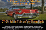"3. Ybbser US Car Meeting "" Donaurock 2018"" 