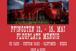 3. US Car & Bike, Custom Car & Oldtimer Show | Freitag, 13. Mai 2016