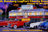 7th Duisburg LogPort Charity Event | Samstag, 16. Mai 2020