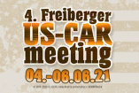 4. Freiberger US Car Meeting | Freitag, 4. Juni 2021