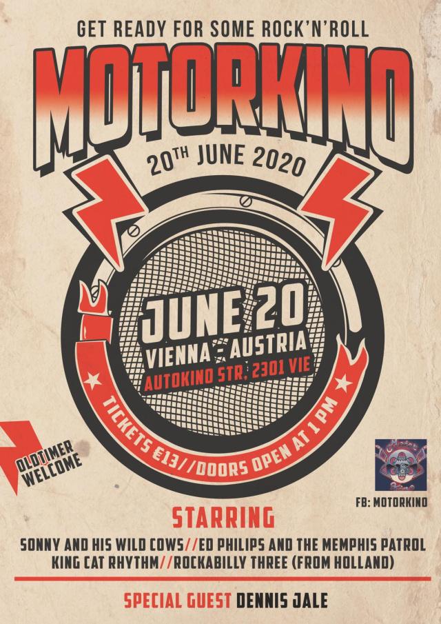 Motorkino Wien   Samstag, 20. Juni 2020   // Gro-Enzersdorf