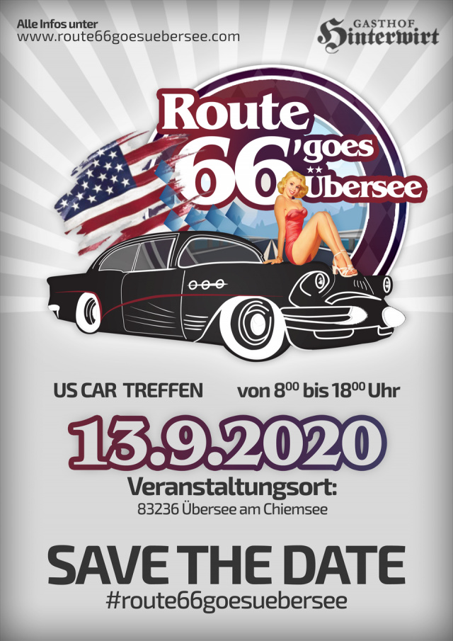2. Route66 goes Übersee