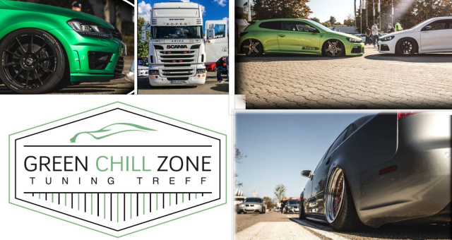 GREEN CHILL ZONE - Tuning Generation 2019