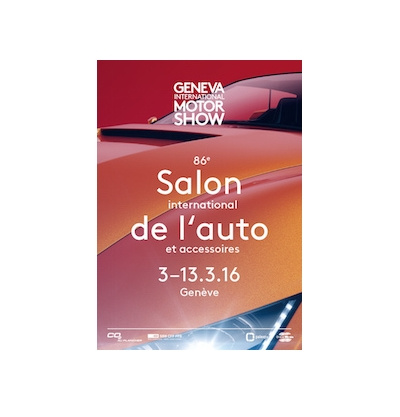 Internationaler Automobil-Salon Genf