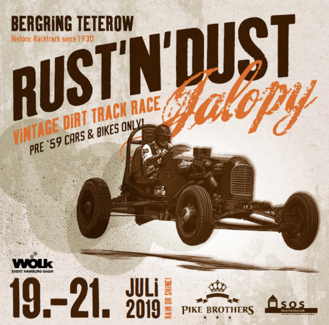 Rust'n'Dust Jalopy